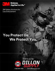 3M Safety Solutions for Law Enforcement