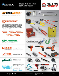 Apex Tool Group Line Card