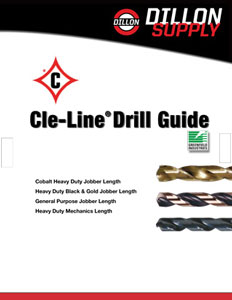Cle-Line Drill Guide