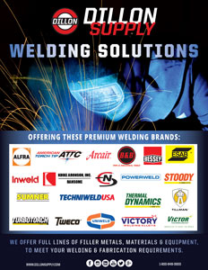 Welding Solutions Line Card