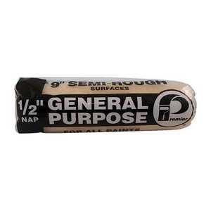 "Premier® General Purpose 9"" Roller Cover 1/2"" Nap"