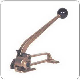 """Dubose 10091 3/4""""-1-1/4"""" Manual Steel Strapping Tensioner"""