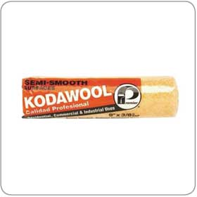 """Kodawool® 4"""" Proffessional Quality Roller Cover 3/8"""" Nap"""