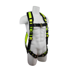 Safewaze FS185 PRO Vest Harness with Grommet Legs XXL