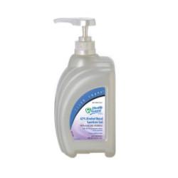 Our Health Guard® 65636 Alcohol Hand Sanitizer Gel, 62% alcohol, 1 liter Clean Shape® Pump Bottle