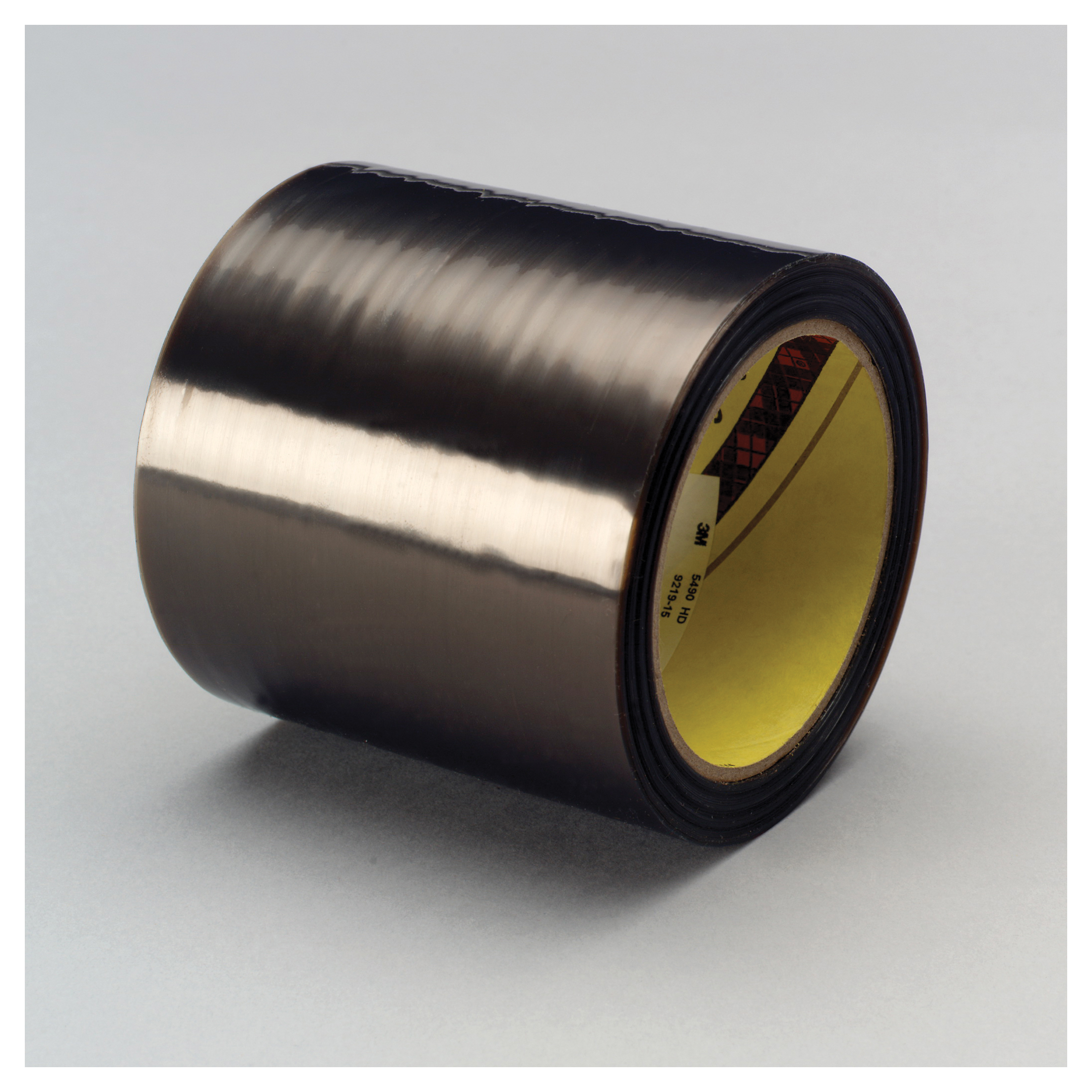 3M™ 021200-03432 Film Tape, 36 yd L x 4 in W, 3.7 mil THK, Silicon Adhesive, Extruded PTFE Backing, Gray
