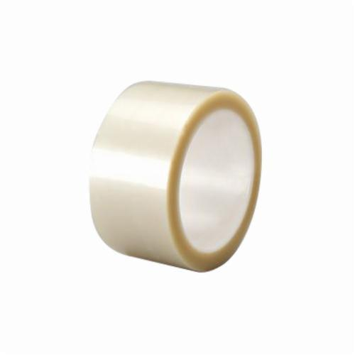3M™ 021200-03917 Film Tape, 72 yd L x 3 in W, 1.9 mil THK, Acrylic Adhesive, 0.9 mil Polyester Backing, Clear