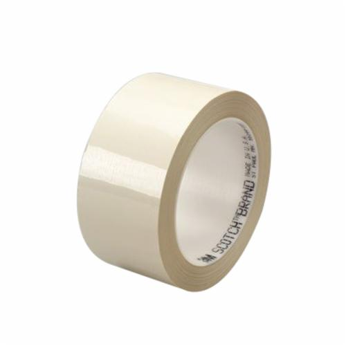 3M™ 021200-05750 Photo Film Splicing Tape, 72 yd L x 1 in W, 2.5 mil THK, Rubber Adhesive, Polyester Backing, White