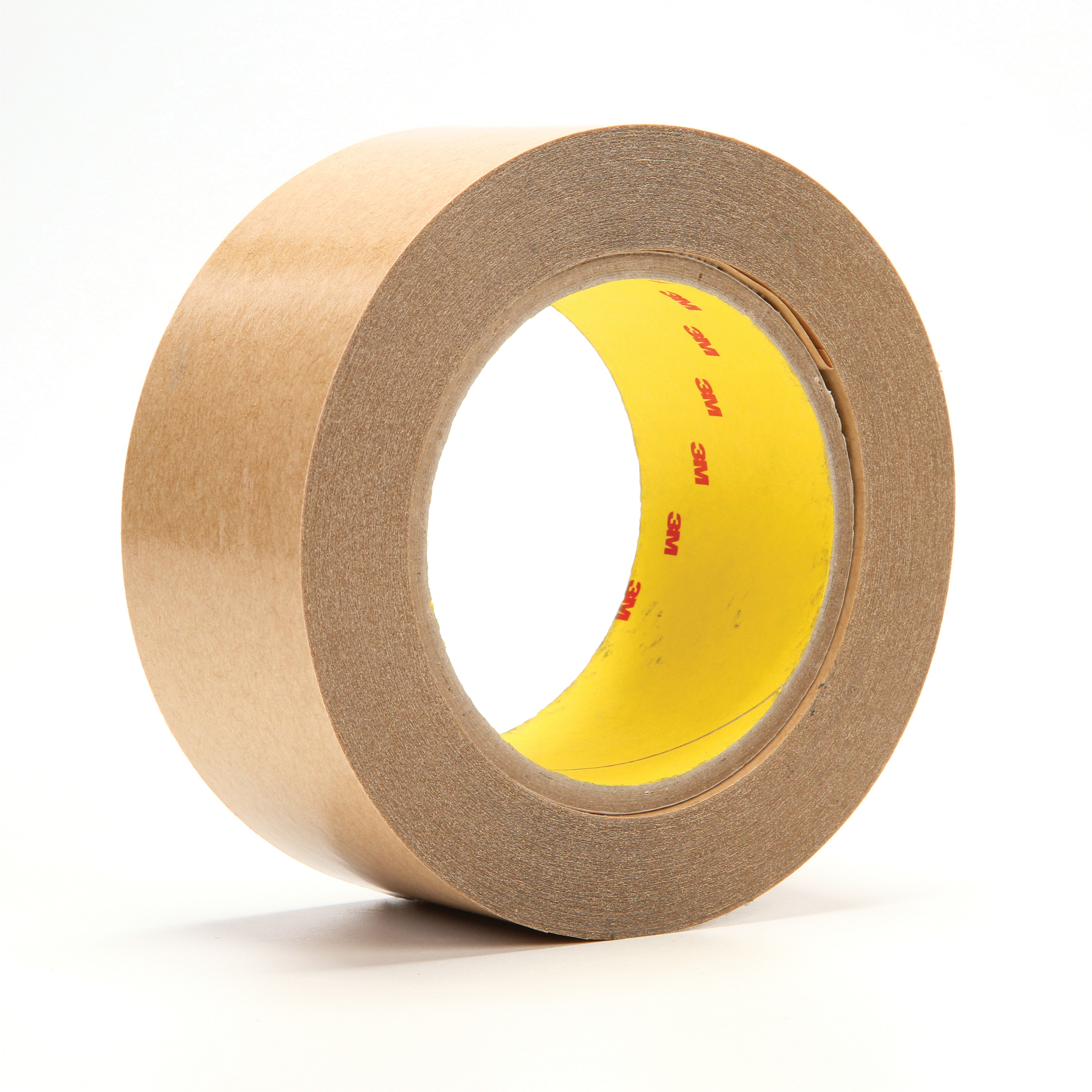 3M™ 021200-04294 Non-Repulpable Double Coated Splicing Tape, 36 yd L x 2 in W, 4 mil THK, 400HT Acrylic Adhesive, Polyester Film Backing, Clear