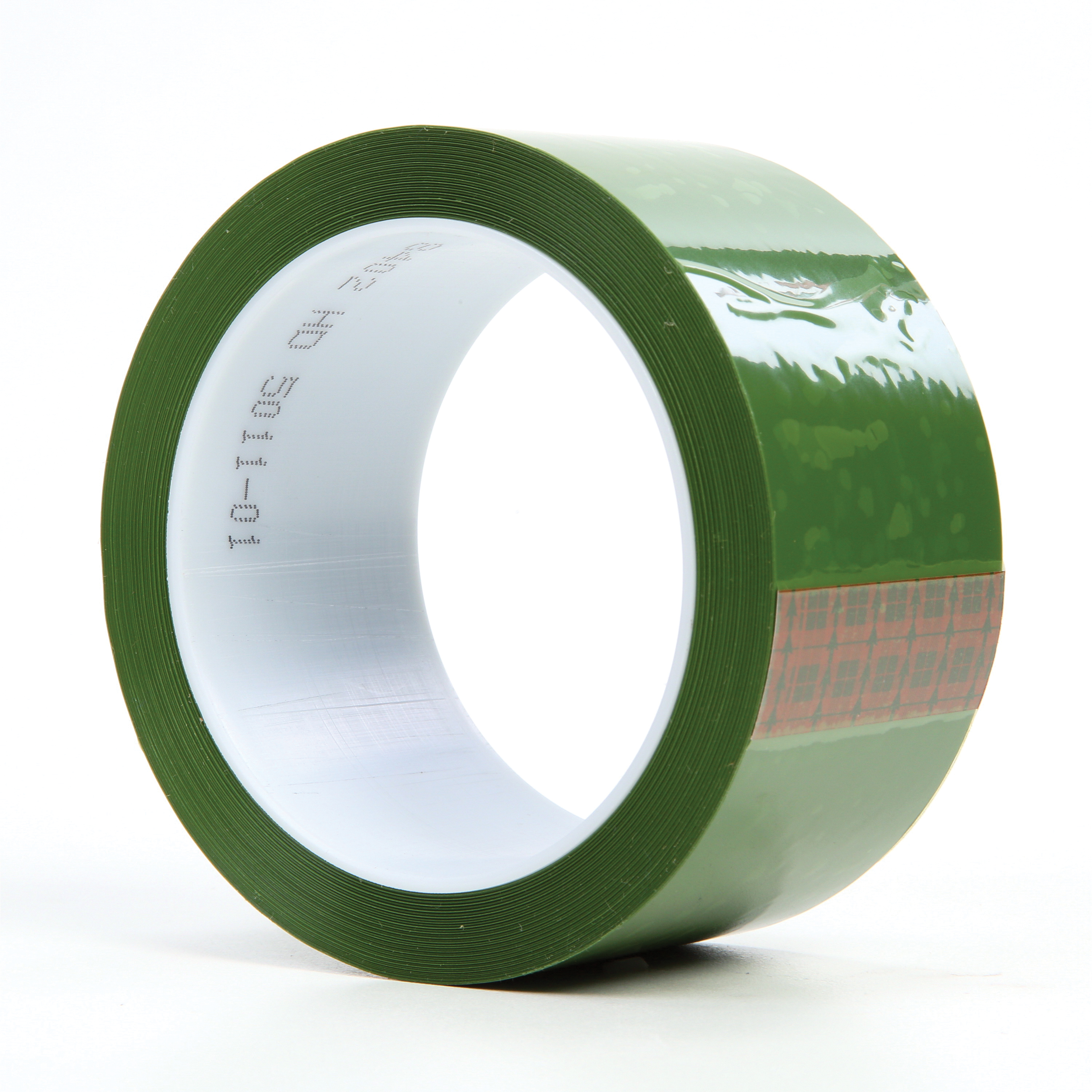 3M™ 021200-04368 Masking Tape, 72 yd L x 2 in W, 1.9 mil THK, Silicone Adhesive, 0.9 mil Polyester Backing