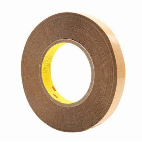 3M™ 021200-24395 General Purpose Adhesive Transfer Tape, 60 yd L x 2-1/2 in W, 8.5 mil THK, 5 mil 300 Acrylic Adhesive, Clear
