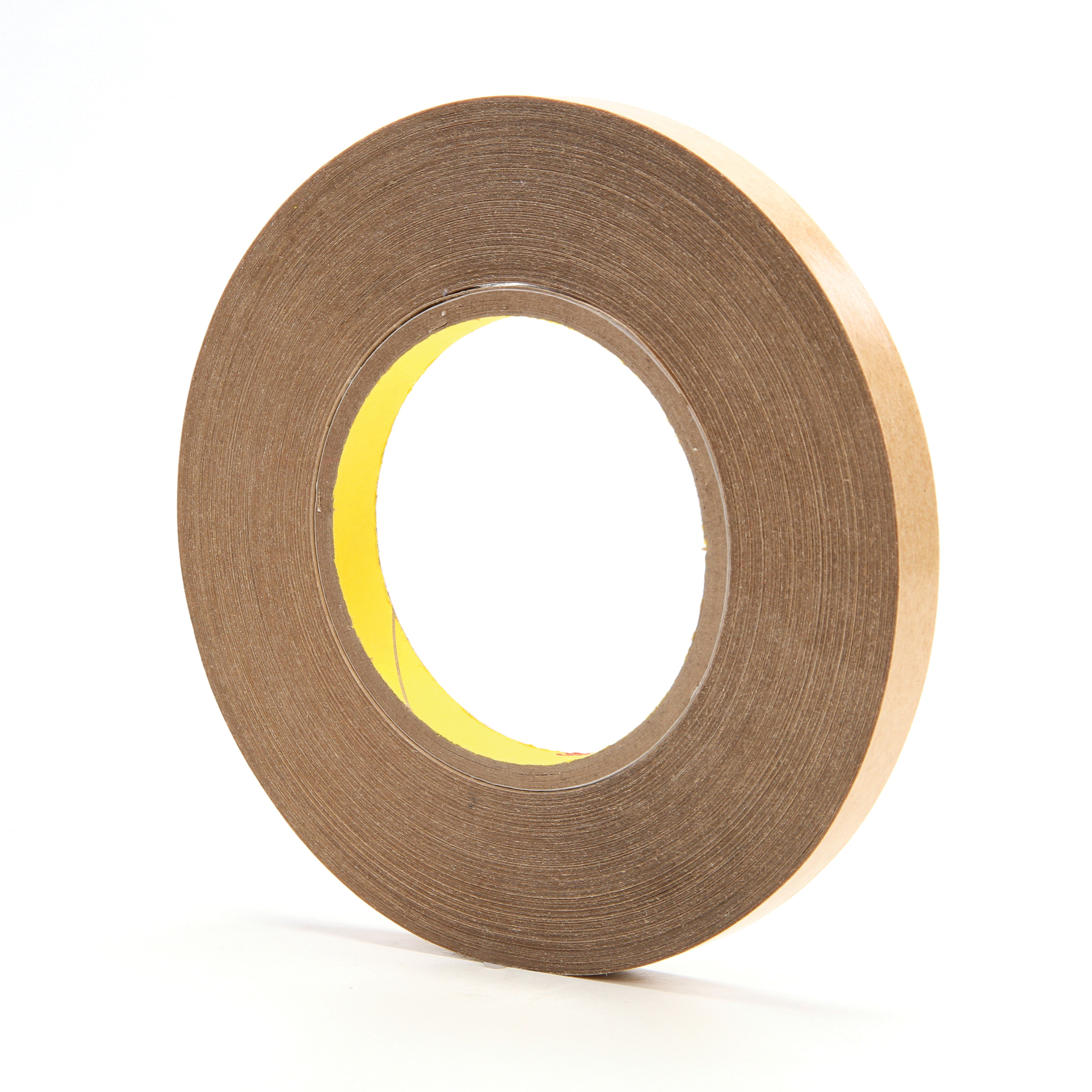 3M™ 021200-04849 General Purpose High Tack Adhesive Transfer Tape, 60 yd L x 1/2 in W, 8.5 mil THK, 5 mil 300 Acrylic Adhesive, Clear