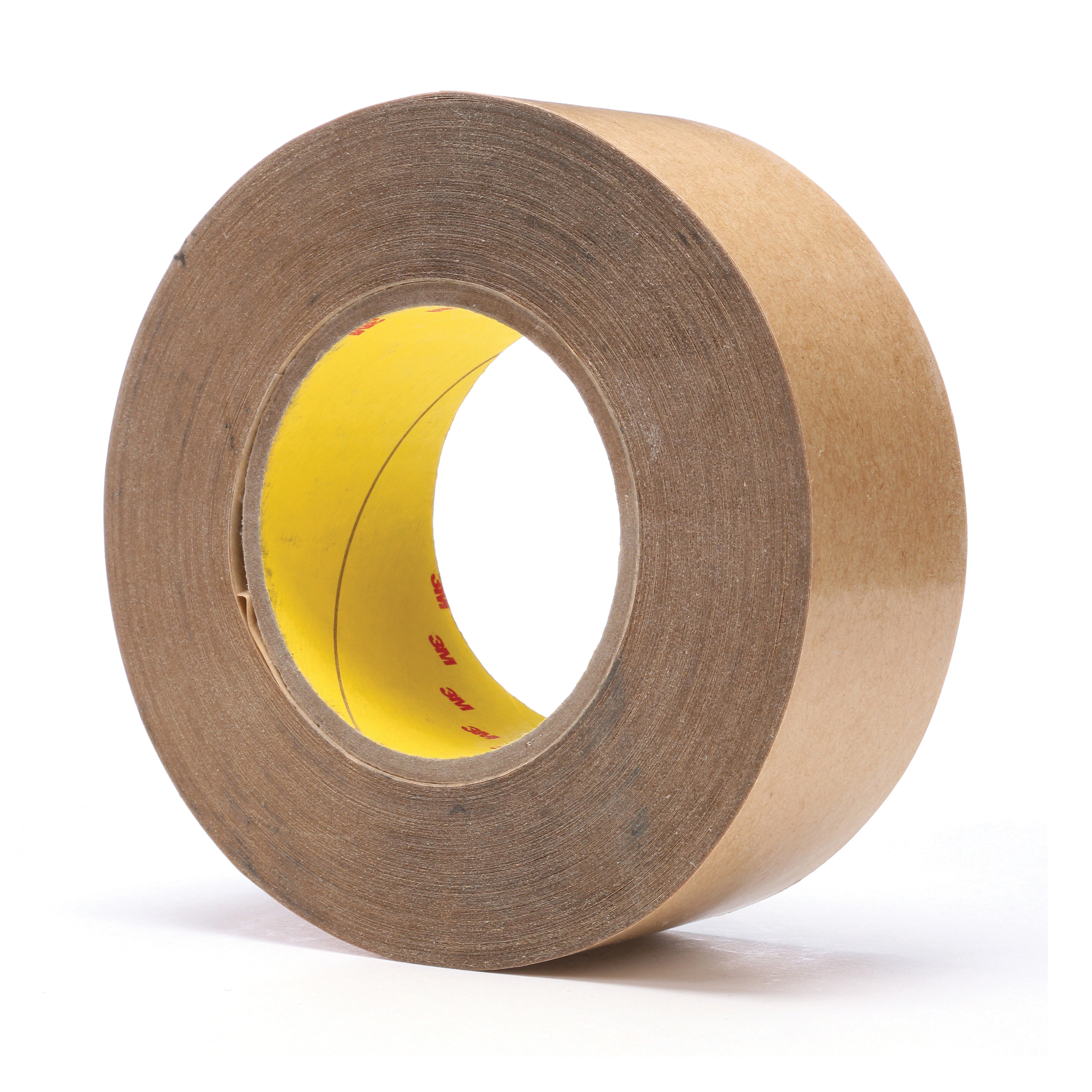 3M™ 021200-04851 General Purpose High Tack Adhesive Transfer Tape, 60 yd L x 2 in W, 8.5 mil THK, 5 mil 300 Acrylic Adhesive, Clear