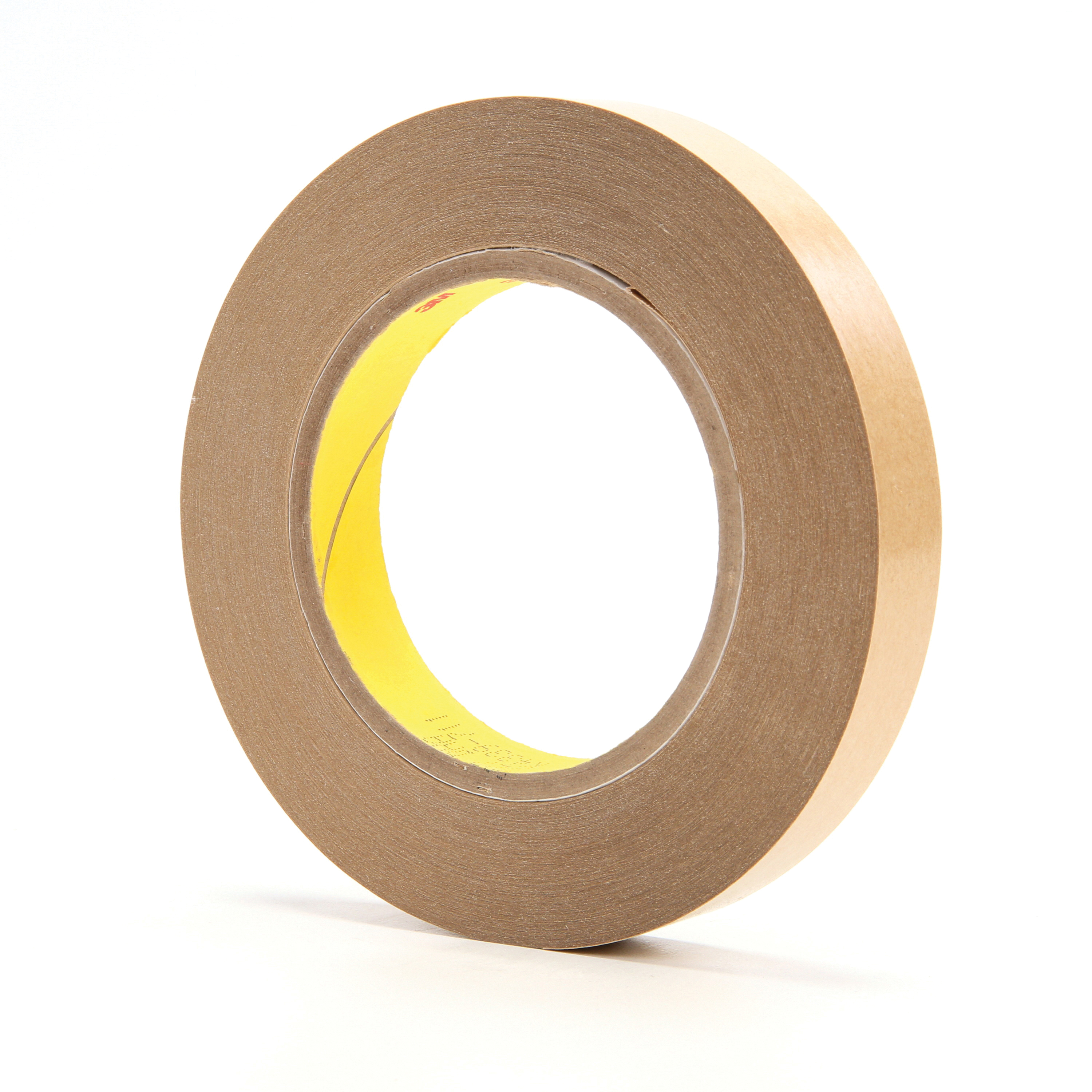 3M™ 021200-05277 High Tack Adhesive Transfer Tape, 60 yd L x 3/4 in W, 5.5 mil THK, 2 mil 300 Acrylic Adhesive, Clear