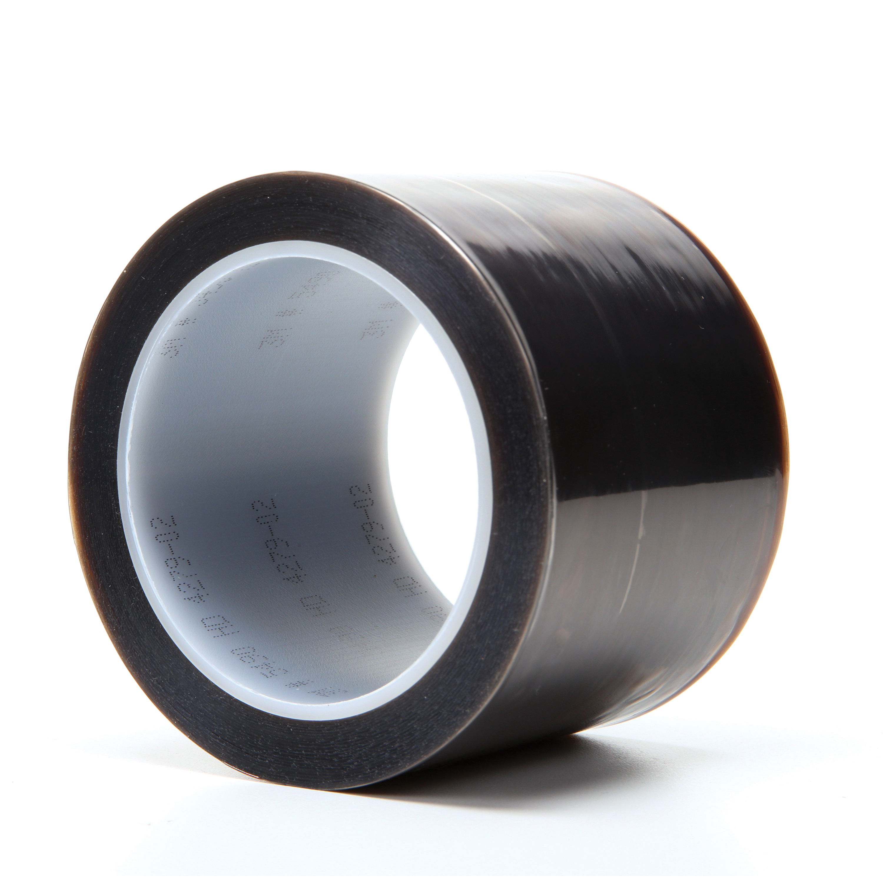 3M™ 021200-05876 Film Tape, 36 yd L x 3 in W, 3.7 mil THK, Silicone Adhesive, 2 mil Extruded PTFE Backing, Gray