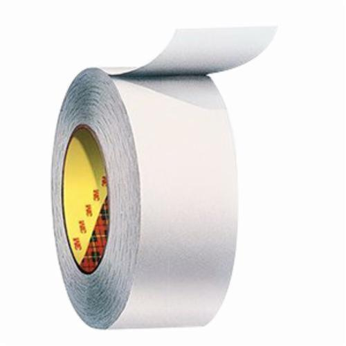 3M™ 021200-14390 Removable Double Coated Repositionable Tape, 72 yd L x 1/2 in W, 3.8 mil THK, Acrylic Adhesive, UPVC Backing, Clear
