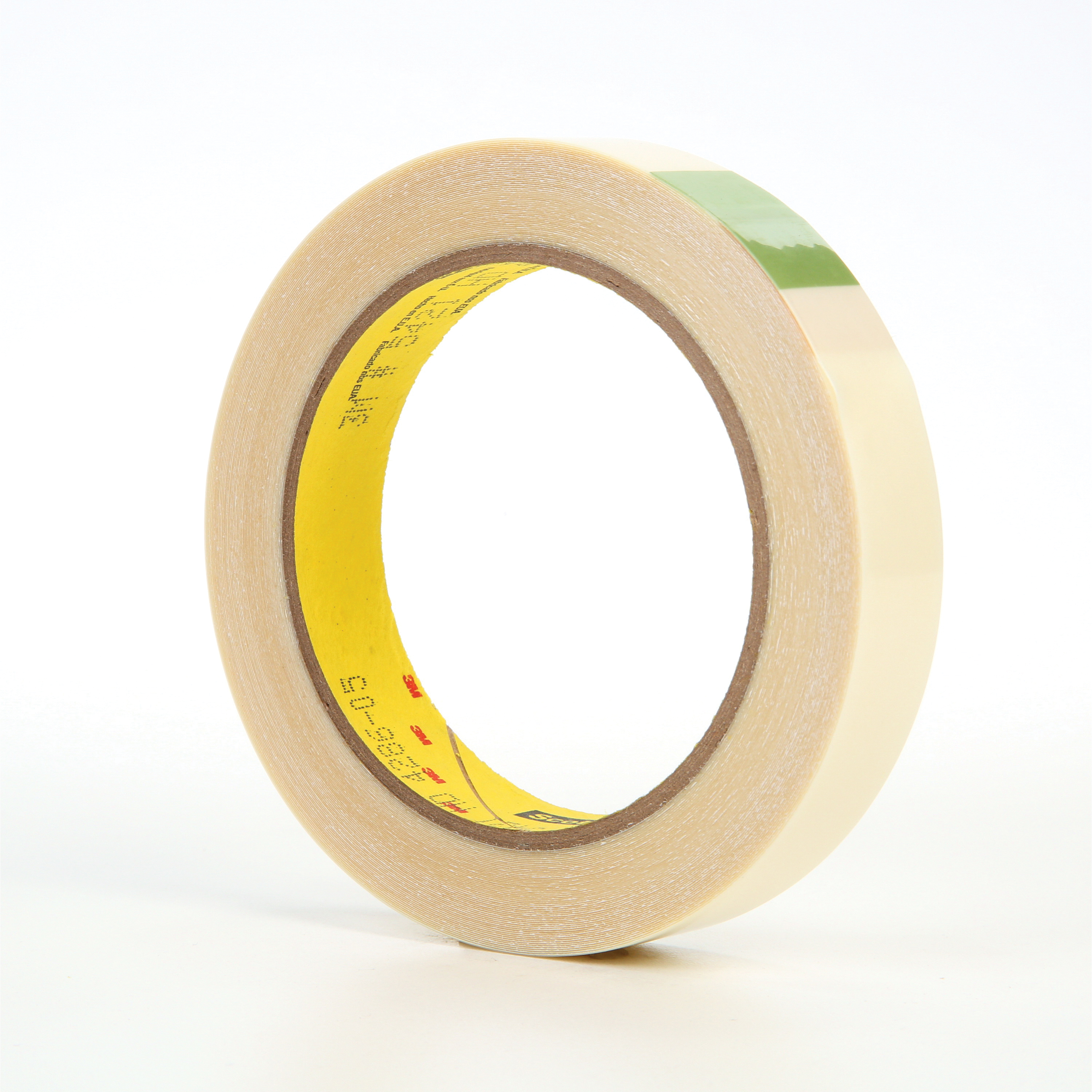 3M™ 021200-11987 General Purpose Film Tape, 18 yd L x 3/4 in W, 6.7 mil THK, Rubber Adhesive, UHMWP Backing, Transparent