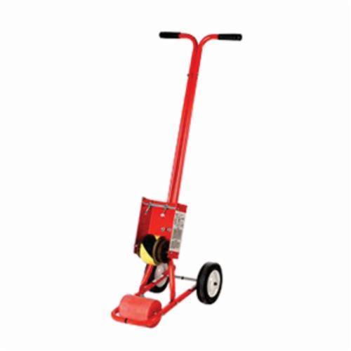3M™ 021200-12951 Heavy Duty Floor Marking Applicator, 4 in, Tubular Steel, Red