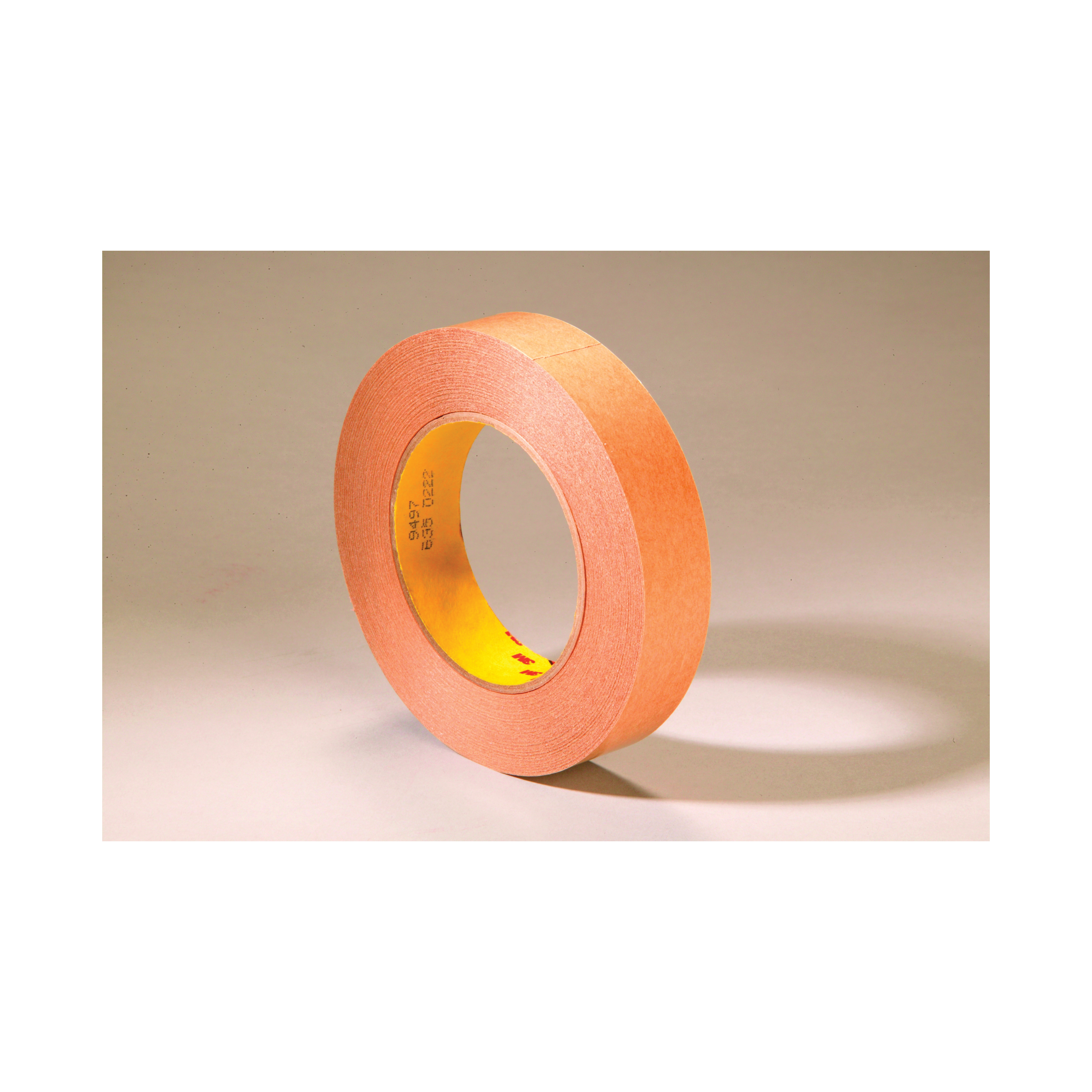 3M™ 021200-14427 High Tack Adhesive Transfer Tape, 60 yd L x 2 in W, 2 mil THK, 2 mil 430 Acrylic Adhesive, Pink