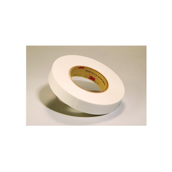 3M™ 021200-14538 9415PC Removable Repositionable Tape, 72 yd L x 1 in W, 7.6 mil THK, 0.5 mil 400 Acrylic Adhesive, 1 mil Polyester Film Backing, Clear
