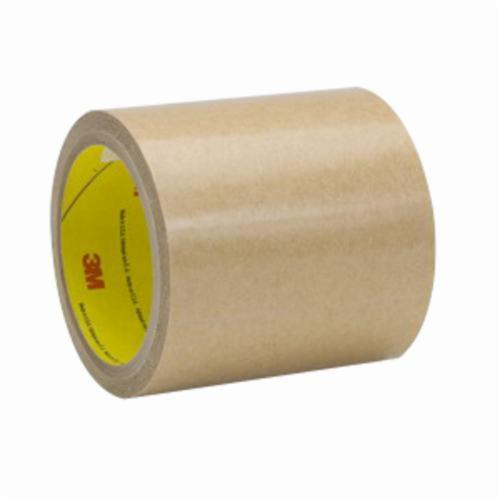3M™ 021200-24604 General Purpose High Strength Adhesive Transfer Tape, 60 yd L x 12 in W, 4.2 mil THK, 1 mil 300 Acrylic Adhesive, Clear