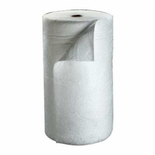 3M™ 021200-16047 Maintenance Sorbent Roll, 144 ft L x 38 in W x 1 in THK, 84 gal Absorption