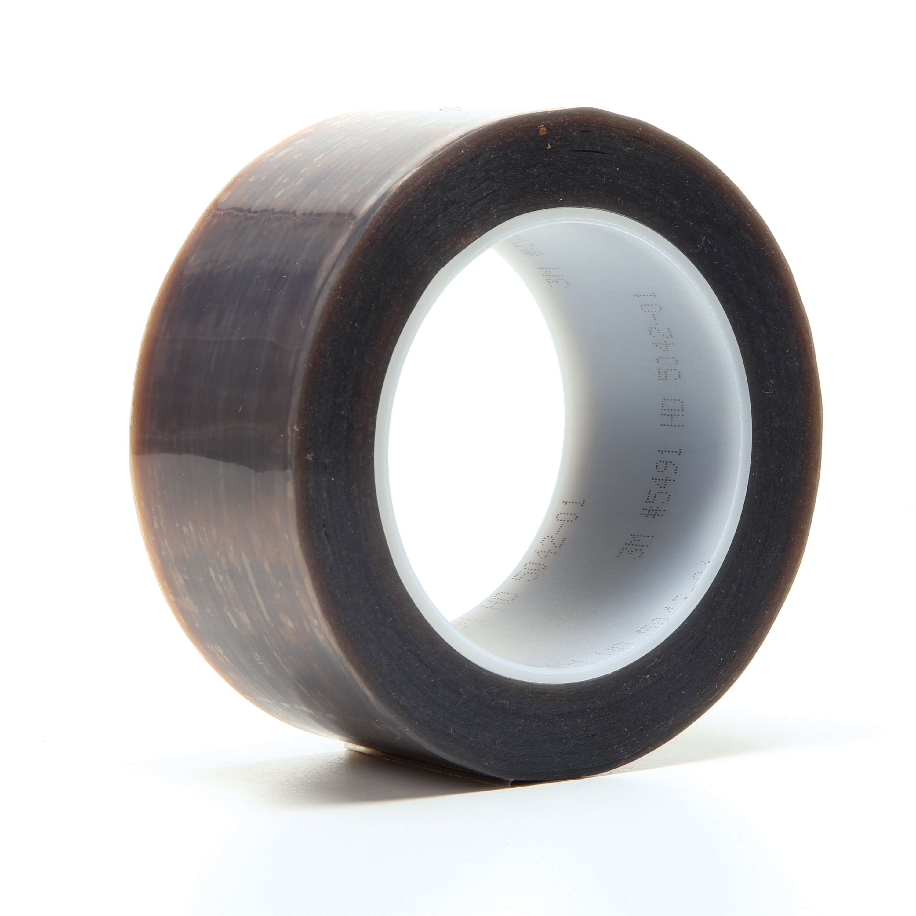 3M™ 021200-16148 Film Tape, 36 yd L x 2 in W, 6.7 mil THK, Silicon Adhesive, Extruded PTFE Backing, Gray
