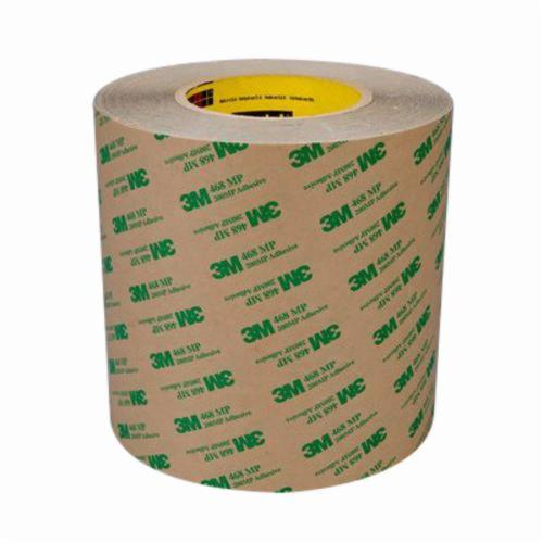 3M™ 021200-18879 High Performance Adhesive Transfer Tape, 60 yd L x 10 in W, 9.2 mil THK, 5 mil 200MP Acrylic Adhesive, Clear