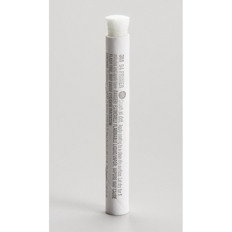 3M™ 021200-24216 94 Tape Primer, 0.66 mL Stick, Liquid, Clear Light Yellow, 0.82