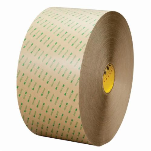 3M™ 021200-24643 High Performance Adhesive Transfer Tape, 60 yd L x 3 in W, 5 mil THK, 200MP Acrylic Adhesive, Clear