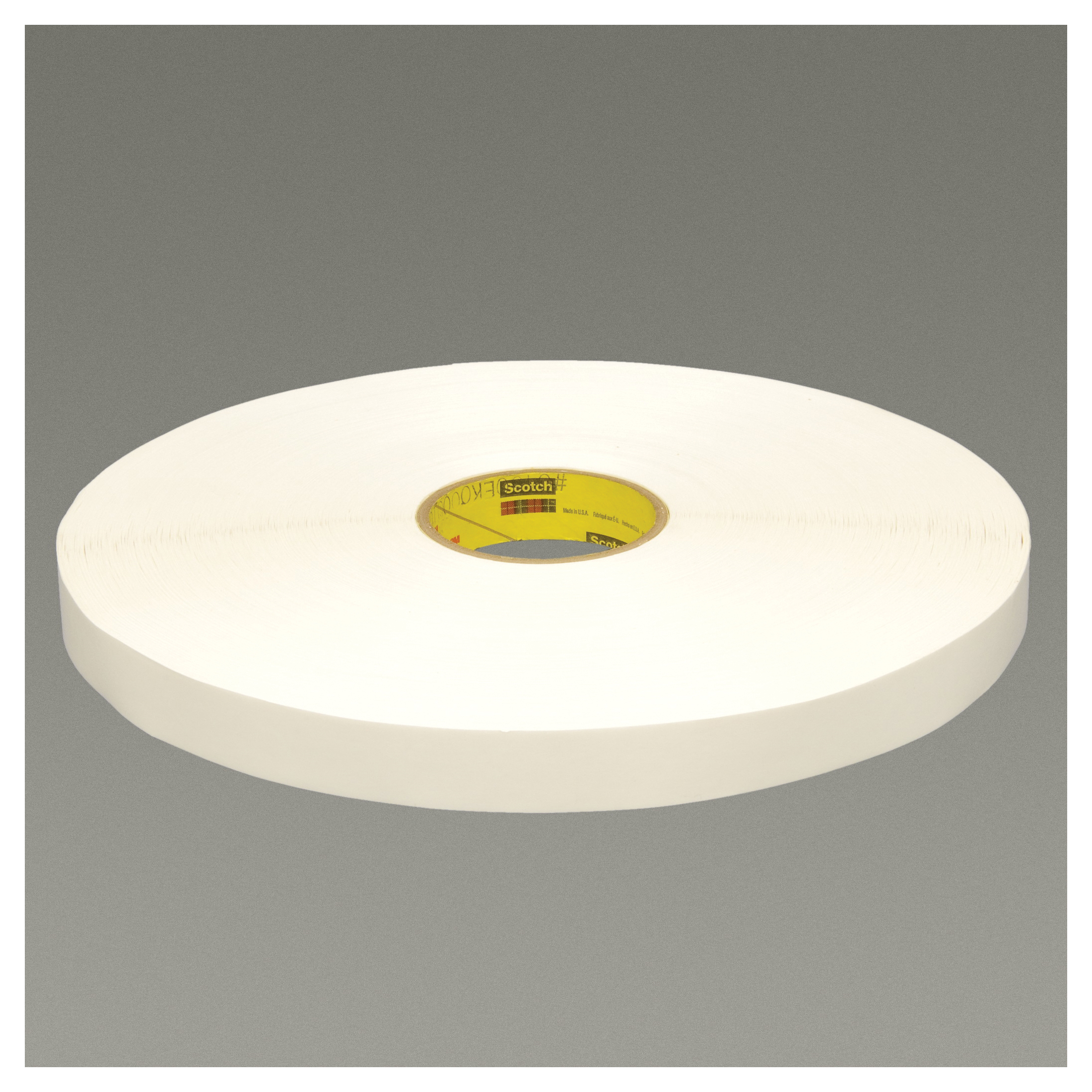 3M™ 021200-38587 Extended Liner Adhesive Transfer Tape, 60 yd L x 1 in W, 1 mil THK, 1 mil 400 Acrylic Adhesive, Transparent