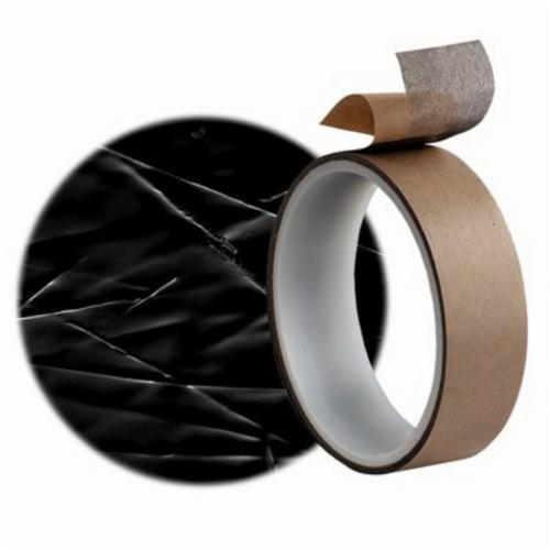 3M™ 021200-39617 Conductive Adhesive Transfer Tape, 36 yd L x 1/2 in W, 2 mil THK, Acrylic Adhesive