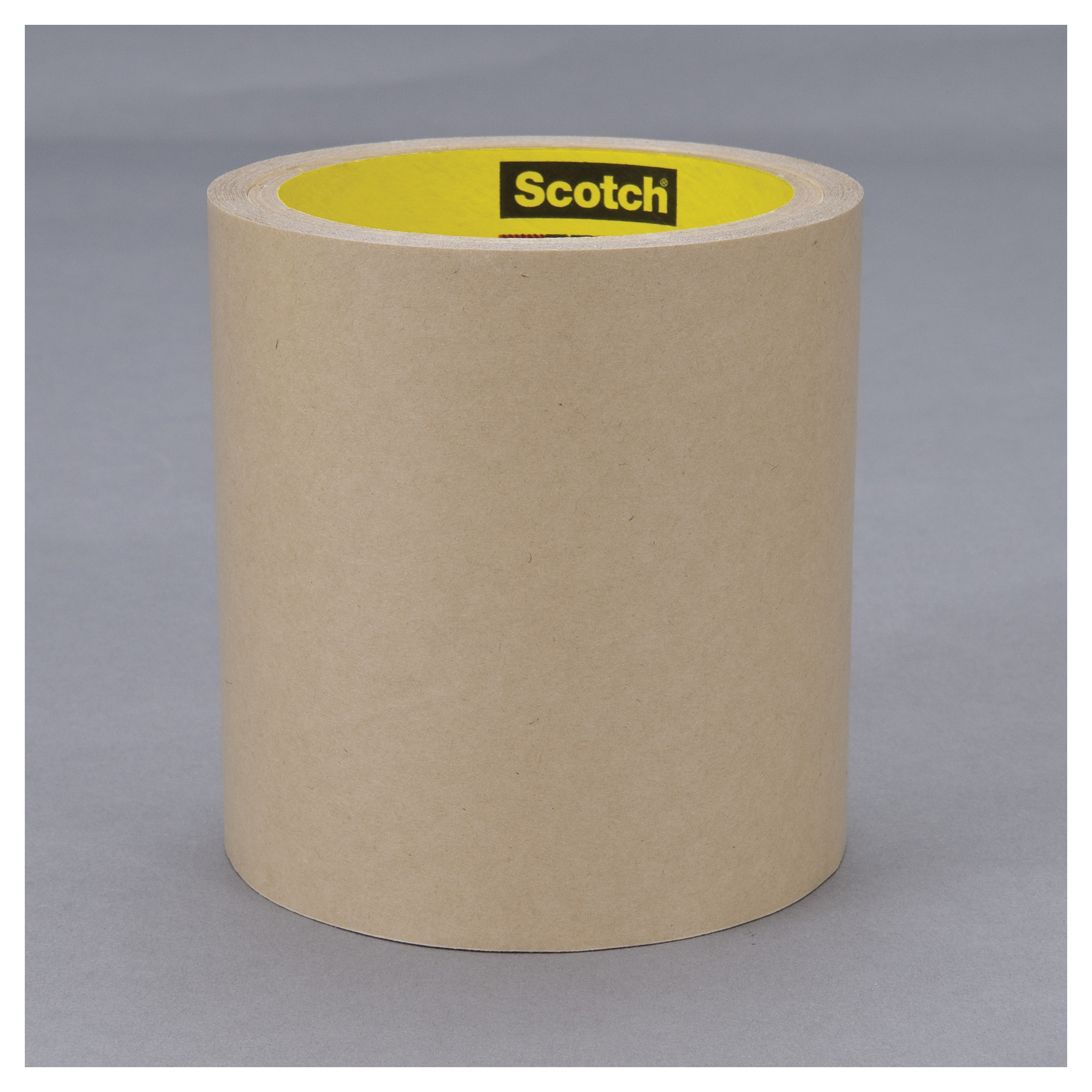 3M™ 021200-63474 High Tack Adhesive Transfer Tape, 60 yd L x 1/2 in W, 6.2 mil THK, 2 mil 350 Acrylic Adhesive, Clear