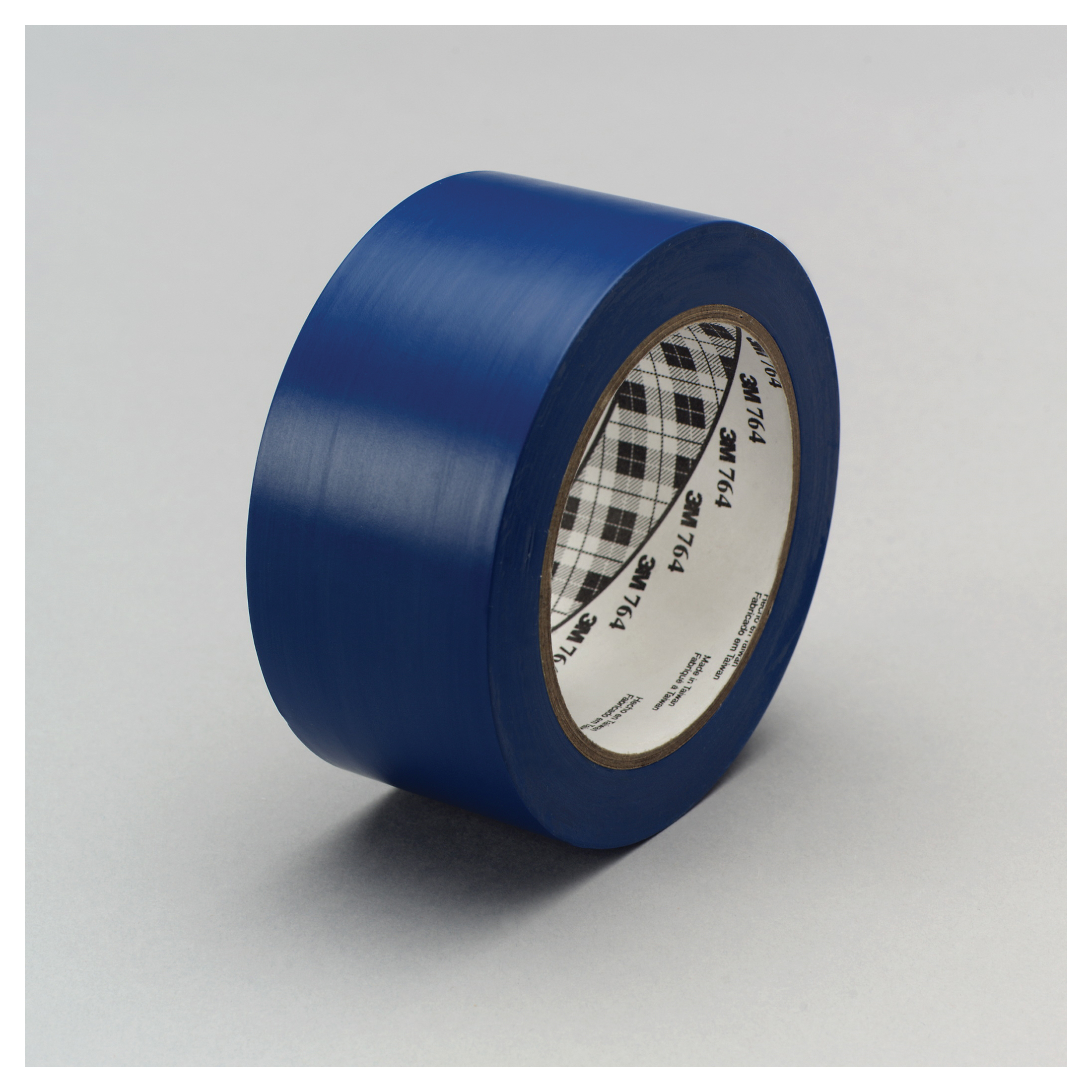3M™ 021200-43431 General Purpose Vinyl Tape, 36 yd L x 1 in W, 5 mil THK, Rubber Adhesive, PVC Backing, Blue