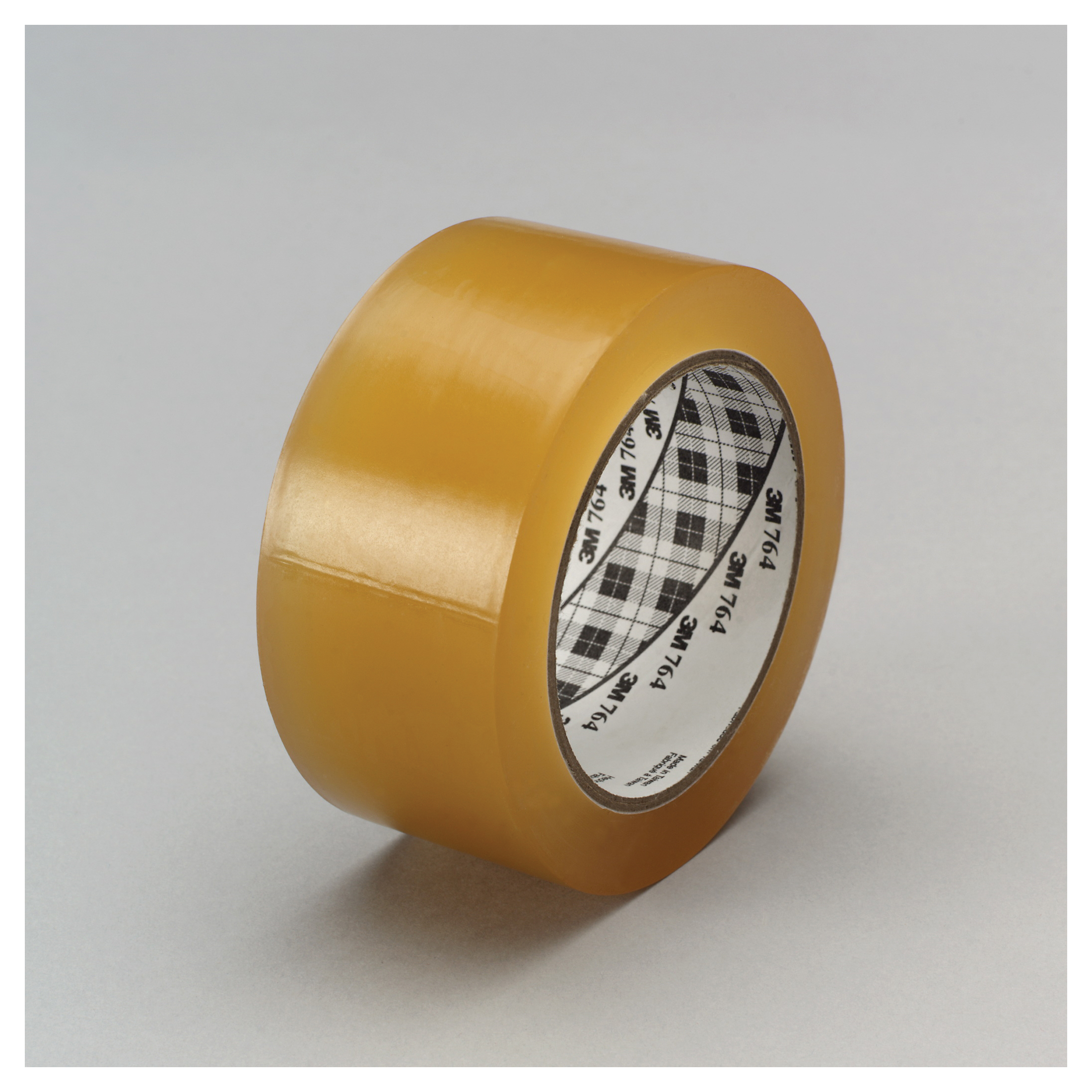 3M™ 021200-43440 General Purpose Vinyl Tape, 36 yd L x 1 in W, 5 mil THK, Rubber Adhesive, PVC Backing, Transparent