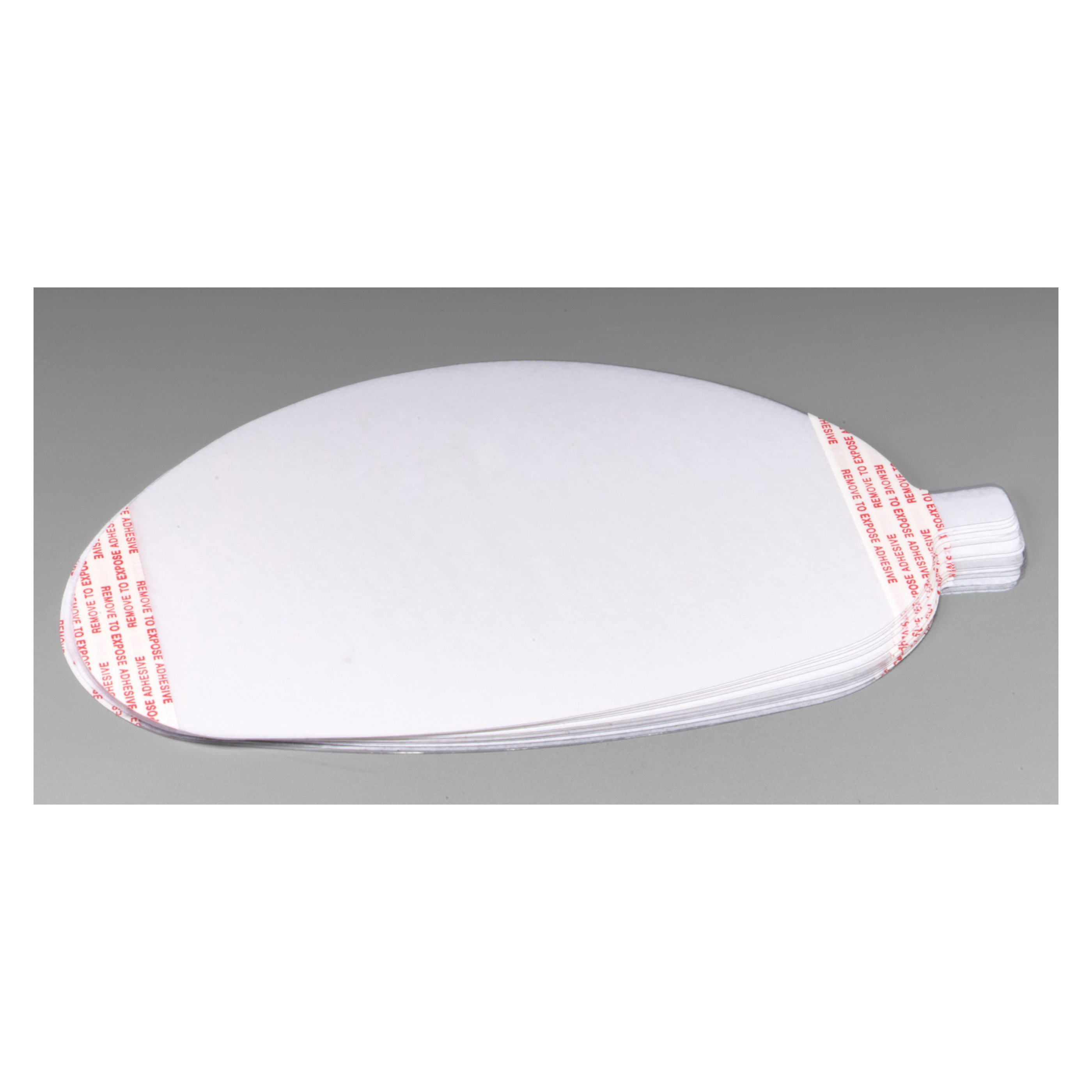 3M™ 021200-60417 Lens Cover, For Use With 7000 Series Full Facepiece Respirators, White