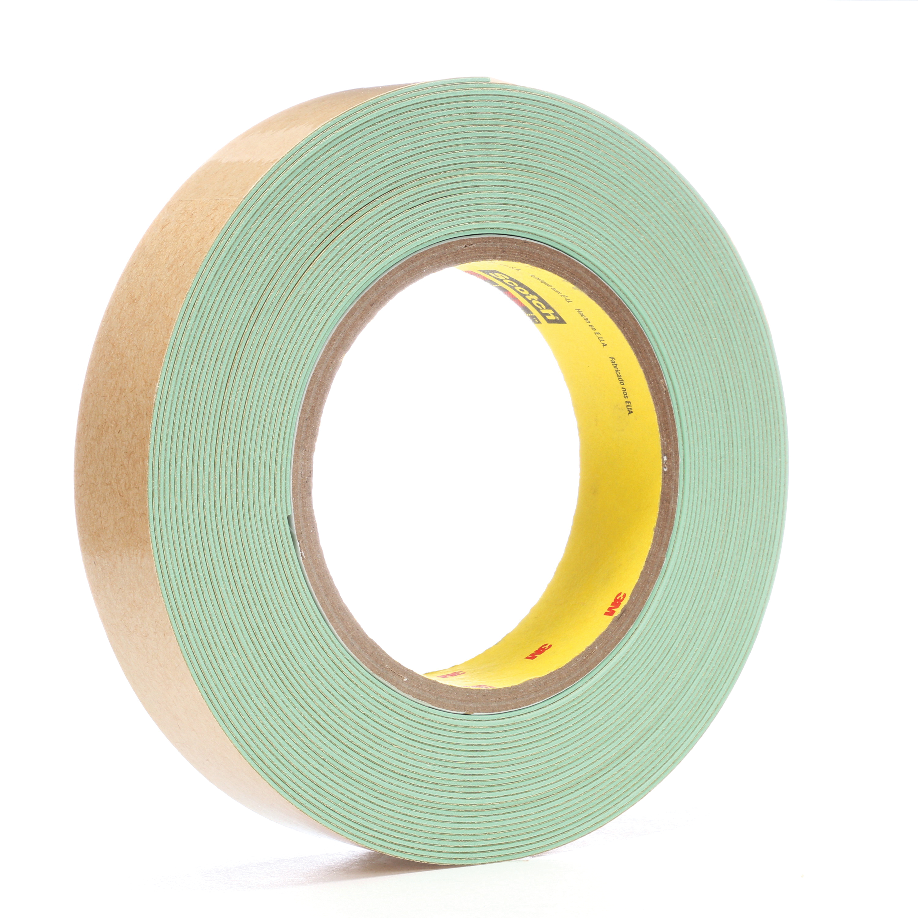 3M™ 021200-60894 Impact Stripping Tape, 10 yd L x 1 in W, 36 mil THK, Acrylic Adhesive, Rubber Backing