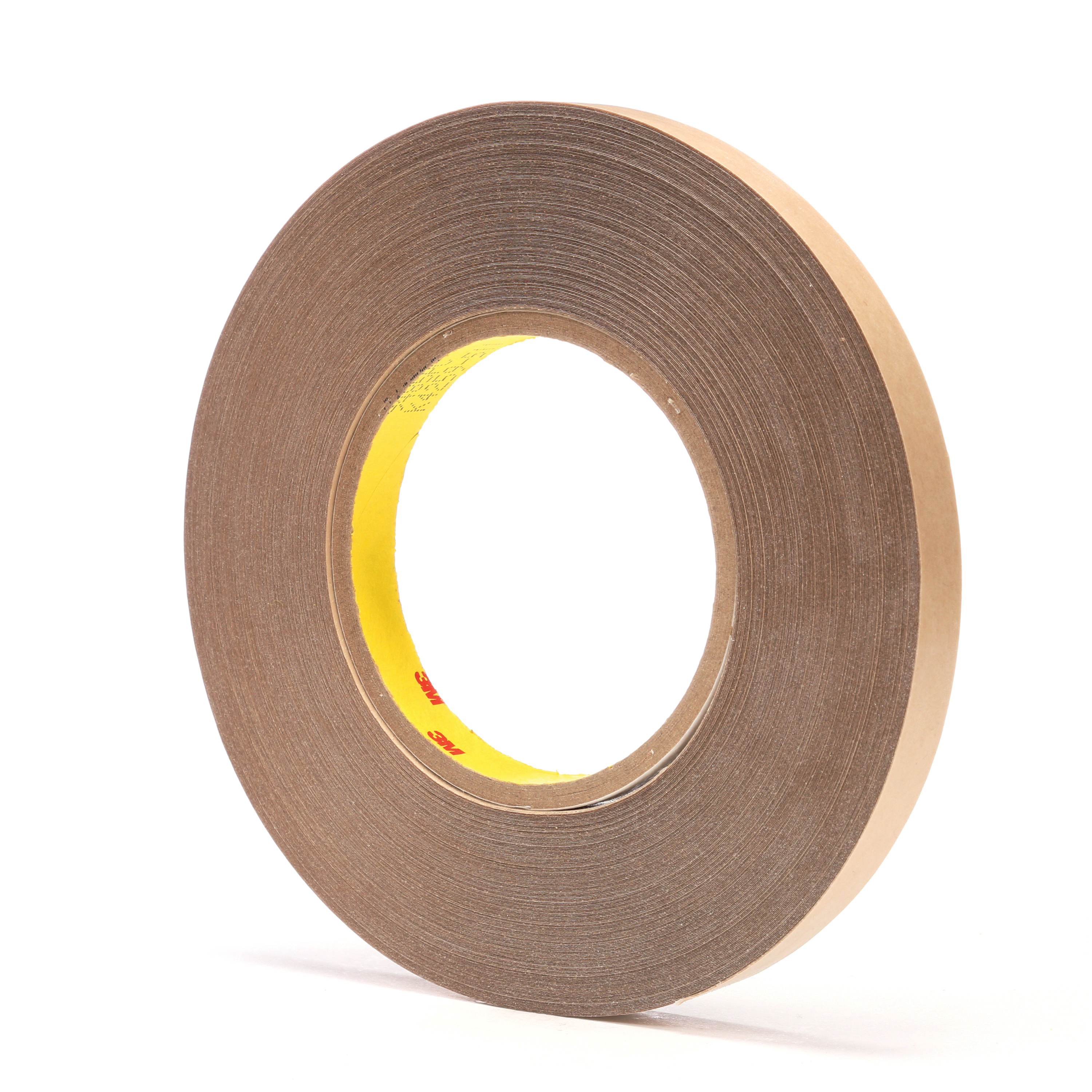 3M™ 021200-63476 High Tack High Performance Adhesive Transfer Tape, 60 yd L x 1/2 in W, 9.2 mil THK, 5 mil 350 Acrylic Adhesive, Clear
