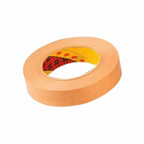 3M™ 021200-67150 High Tack Single Coated Adhesive Transfer Tape, 60 yd L x 3/4 in W, 2 mil THK, 430 Acrylic Adhesive, Clear