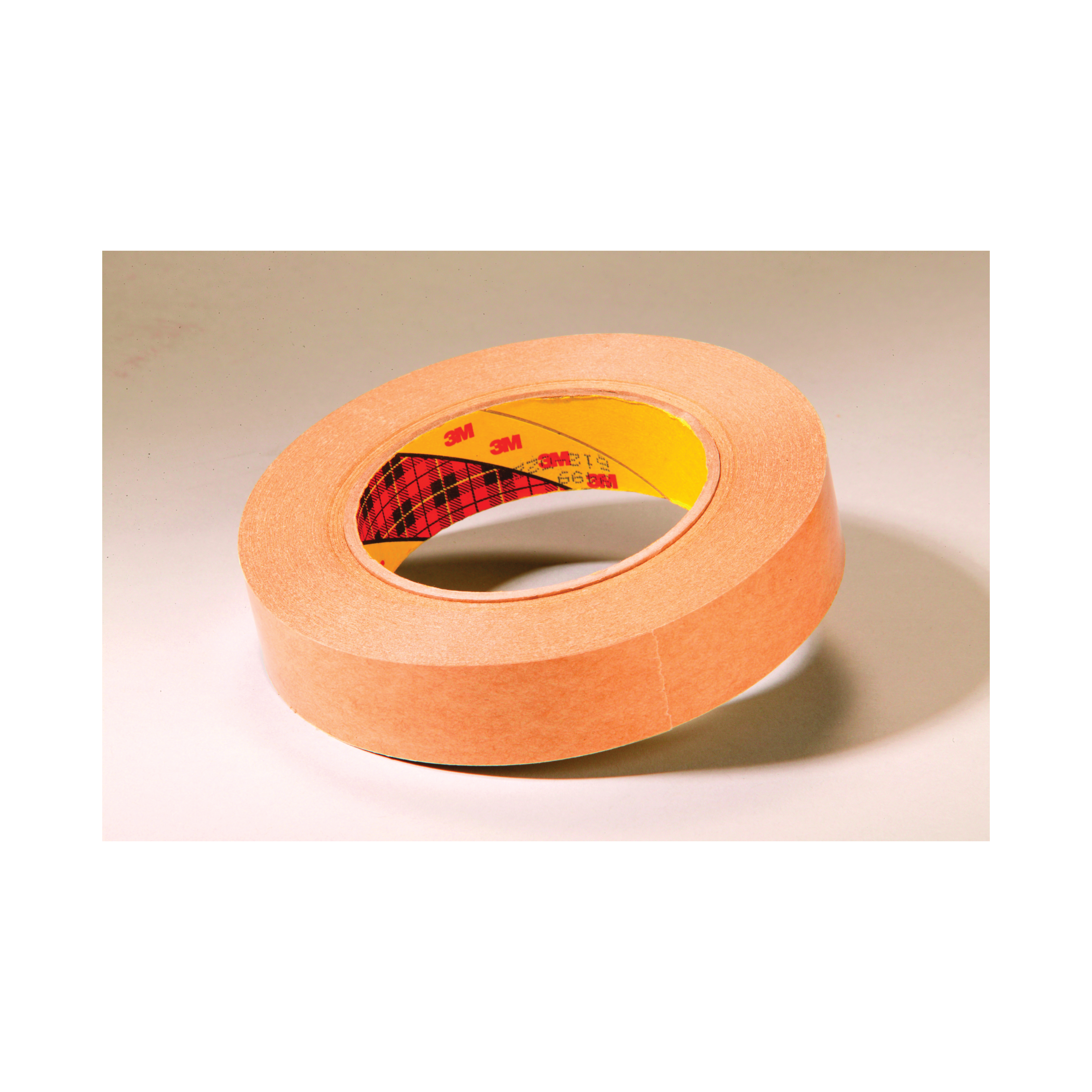 3M™ 021200-67153 High Tack Double Coated Adhesive Transfer Tape, 60 yd L x 2 in W, 2 mil THK, 2 mil 430 Acrylic Adhesive, Clear