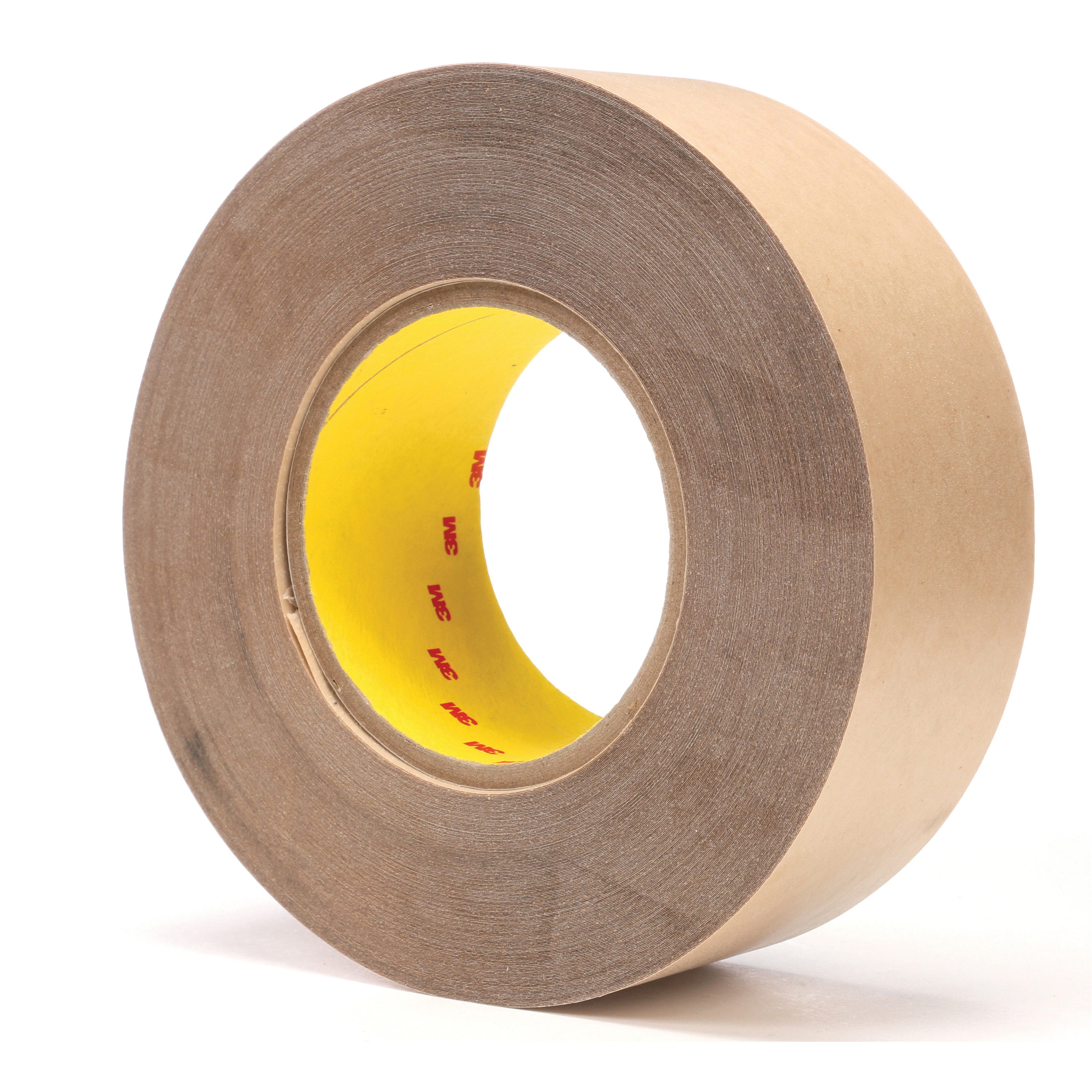 3M™ 021200-67413 High Tack High Performance Adhesive Transfer Tape, 60 yd L x 2 in W, 9.2 mil THK, 5 mil 350 Acrylic Adhesive, Clear
