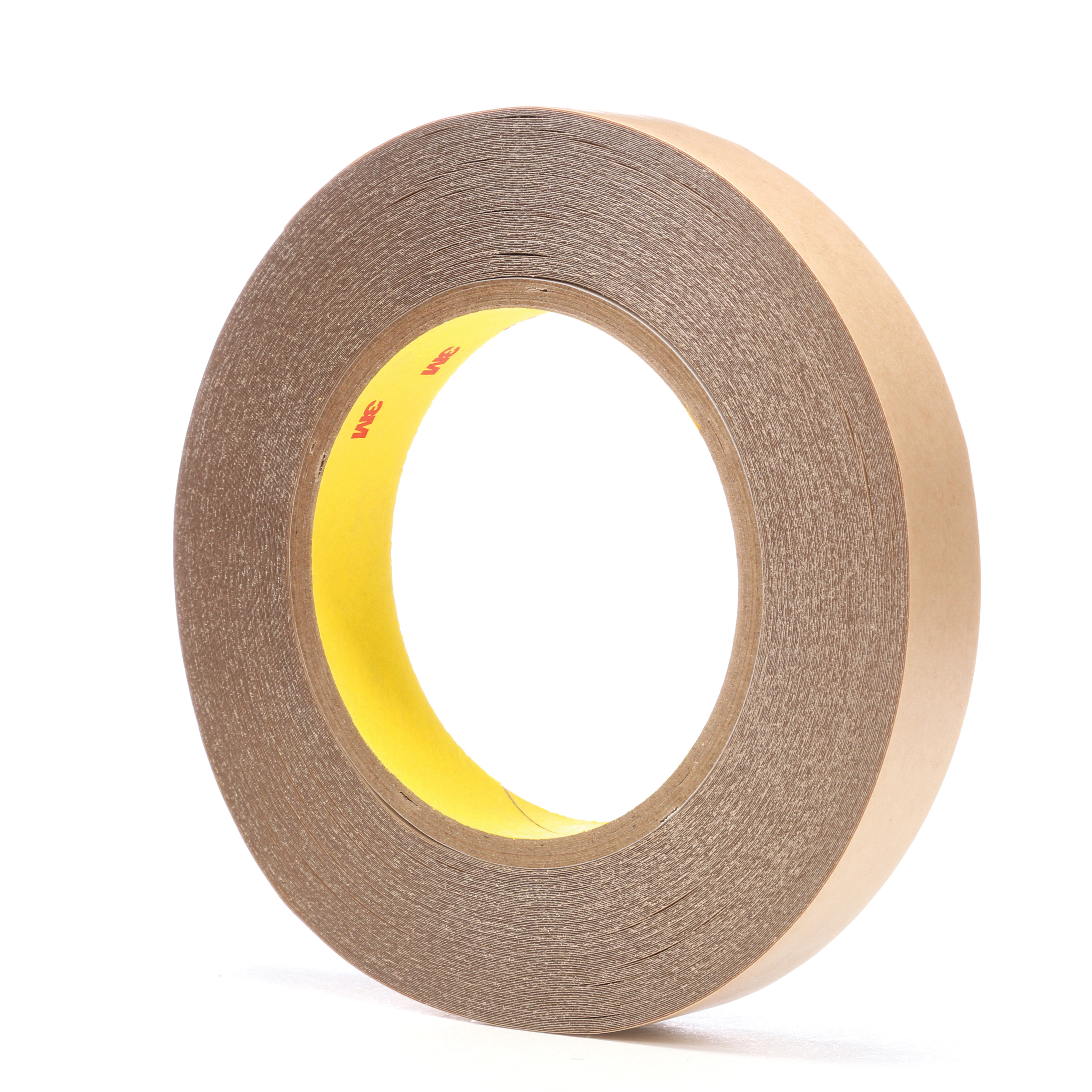 3M™ 021200-67794 Double Coated Tape, 36 yd L x 3/4 in W, 5.6 mil THK, 350 Acrylic Adhesive, Thin Polyester Backing, Clear
