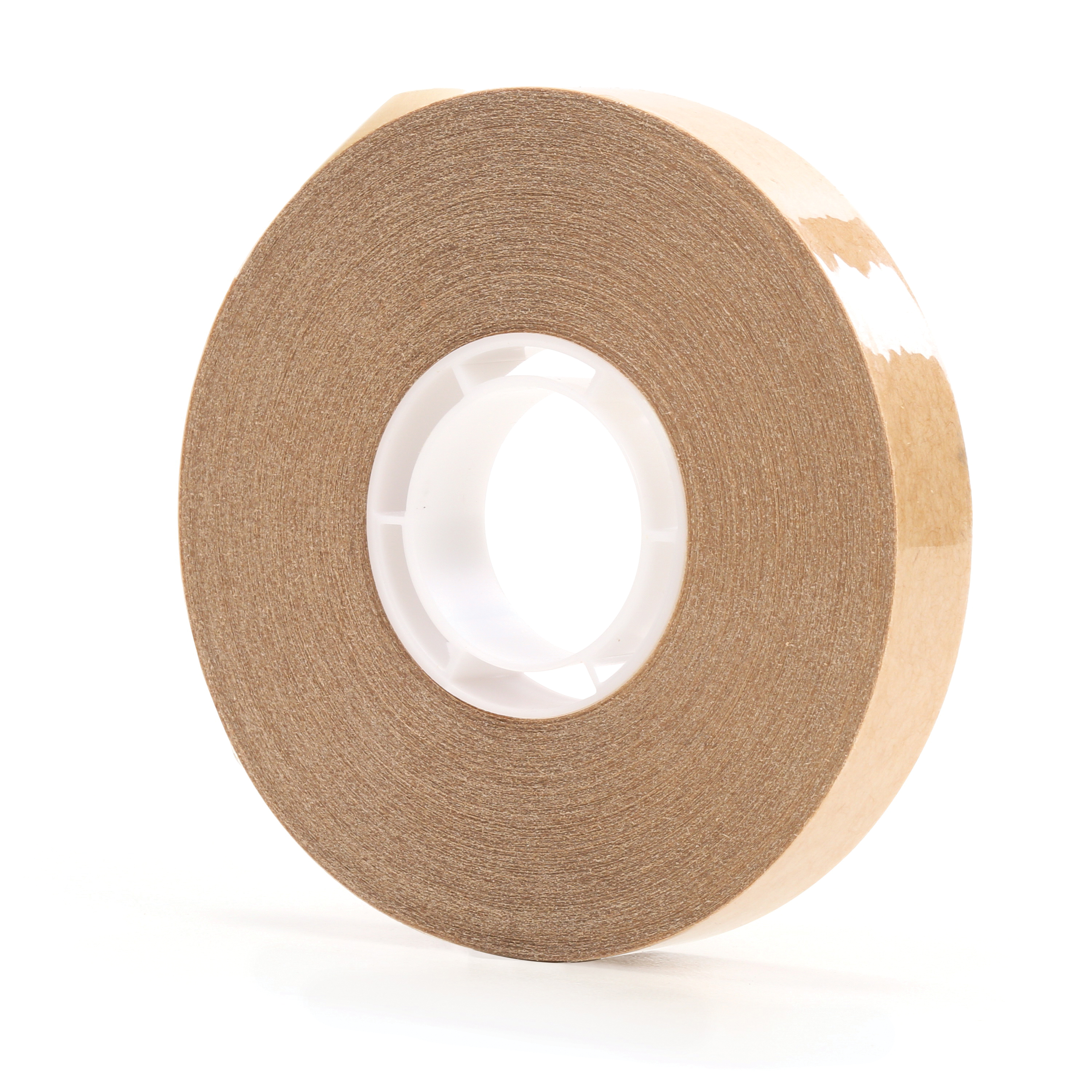 3M™ 021200-83857 Utility-Grade Adhesive Transfer Tape, 36 yd L x 1/2 in W, 2 mil THK, 1.7 mil 400 Acrylic Adhesive, Clear