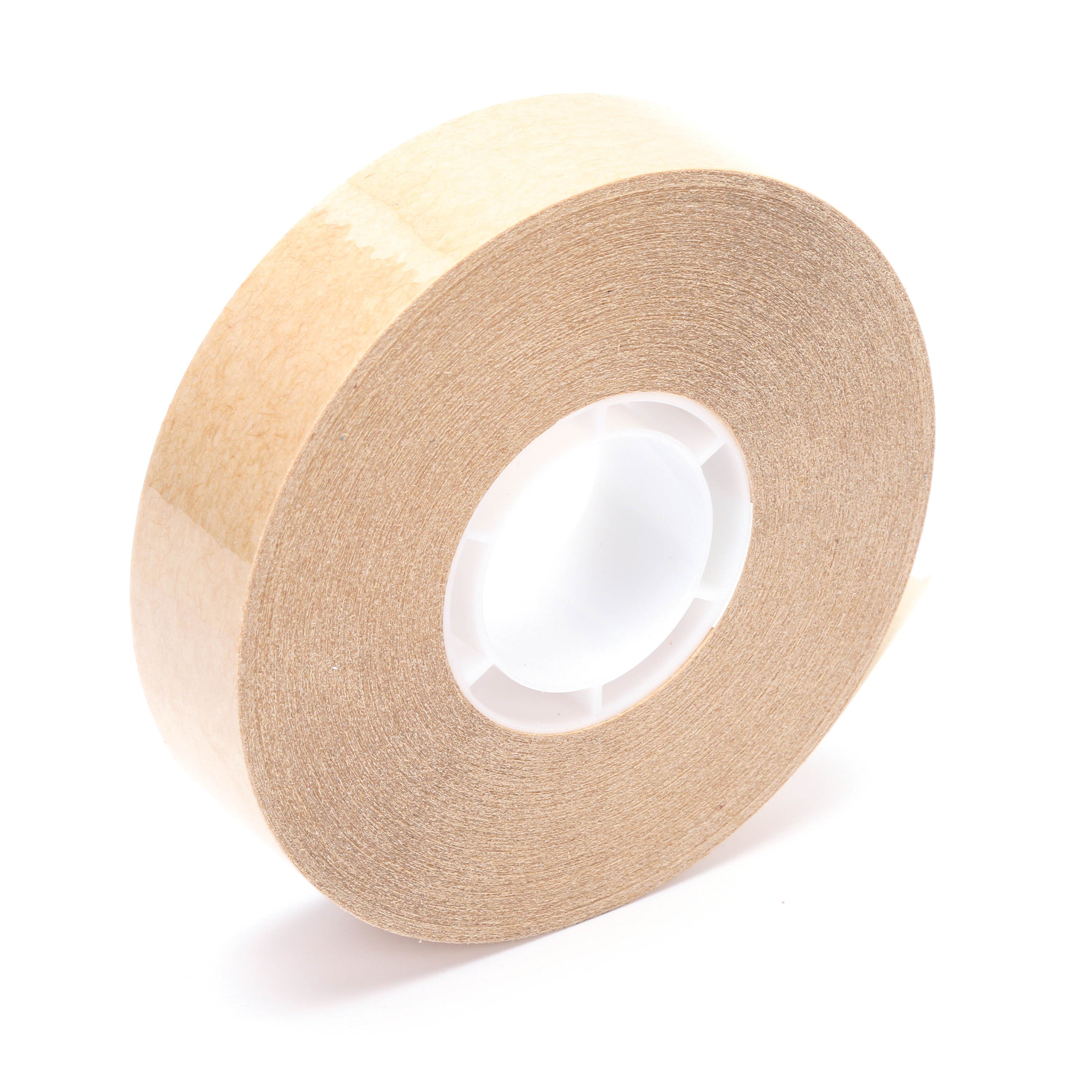 3M™ 021200-83858 Utility-Grade Adhesive Transfer Tape, 36 yd L x 3/4 in W, 2 mil THK, 1.7 mil 400 Acrylic Adhesive, Clear