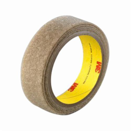 3M™ Scotchmate™ 021200-83994 Non-Adhesive Reclosable Loop Fastener Tape, 50 yd L x 1-1/2 in W, 0.12 in THK Engaged, Woven Nylon Backing, Beige