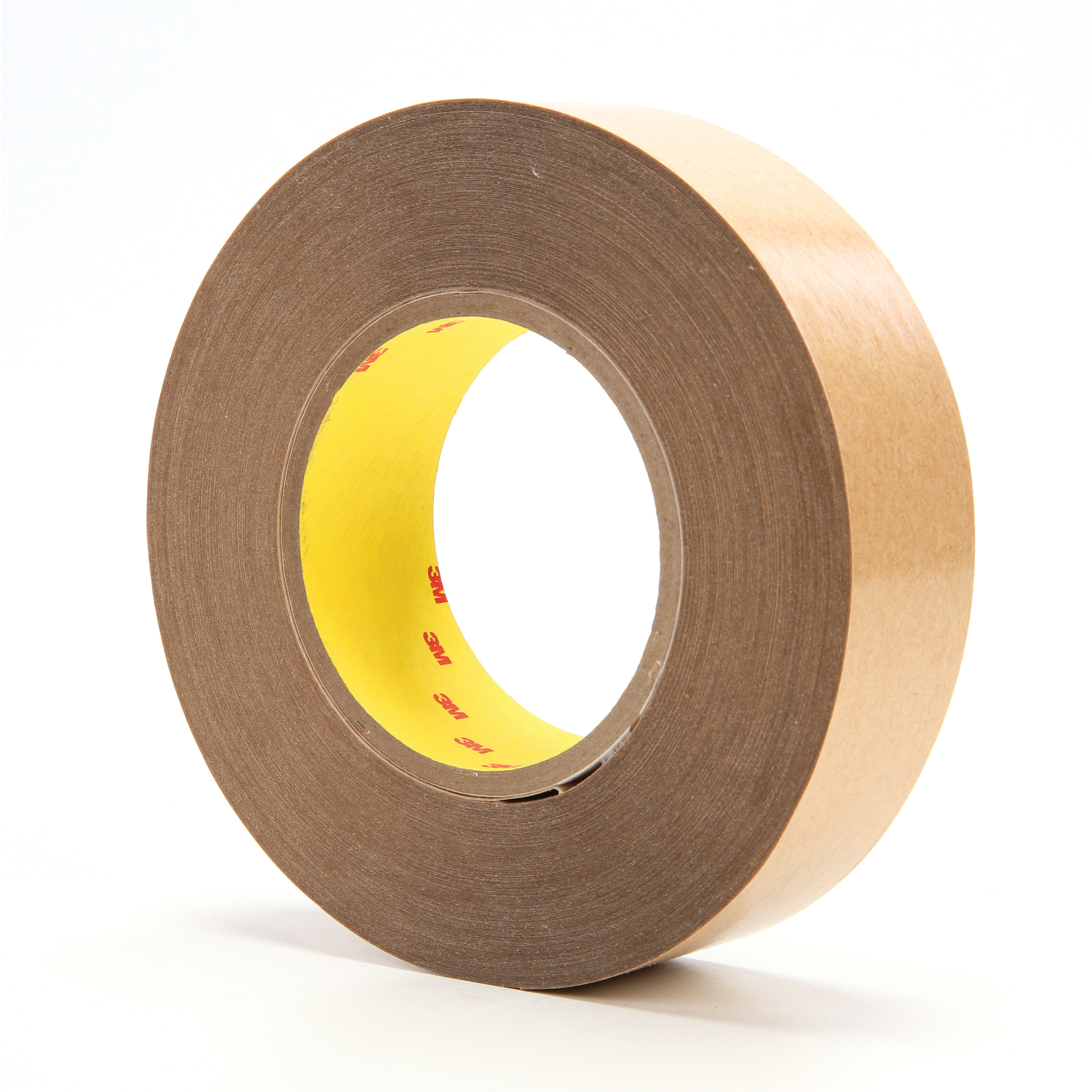 3M™ 021200-84225 General Purpose High Tack Adhesive Transfer Tape, 60 yd L x 1-1/2 in W, 8.5 mil THK, 5 mil 300 Acrylic Adhesive, Clear