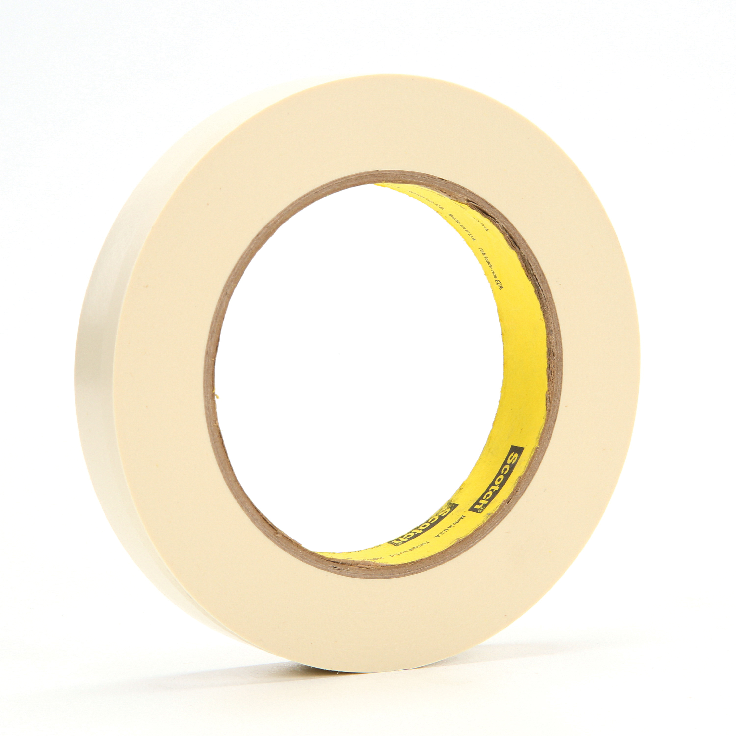 3M™ 021200-85615 470 Electroplating Tape, 36 yd L x 3/4 in W, 7.1 mil THK, Rubber Adhesive, Vinyl Backing