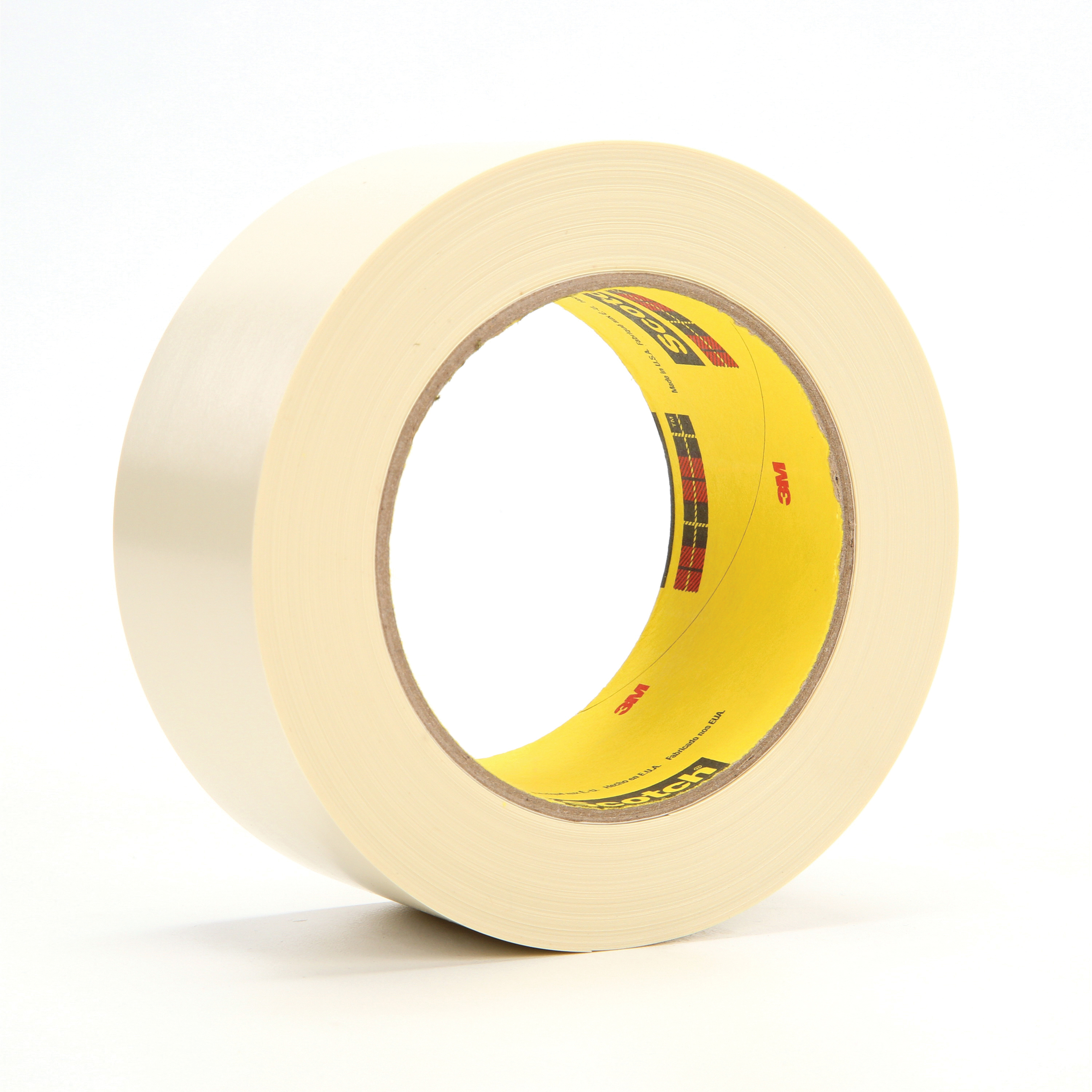 3M™ 021200-85617 Electroplating Tape, 36 yd L x 2 in W, 7.1 mil THK, Rubber Adhesive, Vinyl Backing