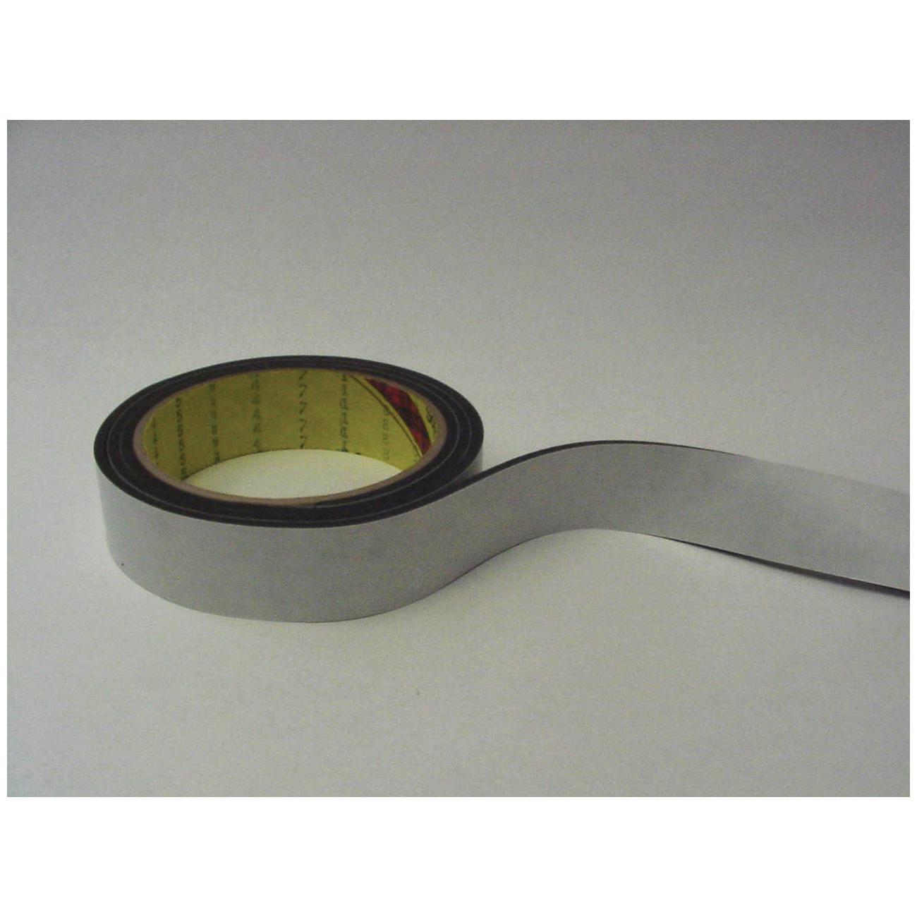 3M™ 021200-86292 4718 Single Coated Foam Tape, 36 yd L x 1/4 in W, 125 mil THK, Acrylic Adhesive, Vinyl Foam Backing, Black