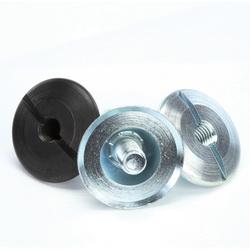 3M™ 048011-15012 990 Regular Unitized Wheel Mandrel, 3/8 in, 2 to 3 in Dia Wheel, 1/8 to 1/2 in W Wheel, 1/4 in Shank, 1-3/4 in OAL